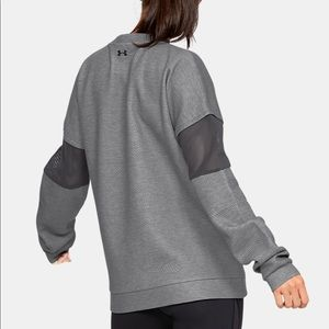 NWT Under Armour Unstoppable Move Light Mesh Tunic